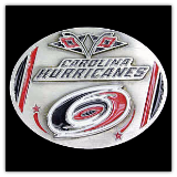 Carolina Hurricanes NHL Belt Buckle