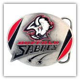 Buffalo Sabres NHL Belt Buckle