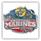 U.S. Marines Belt Buckle