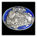 Locomotive Belt Buckle