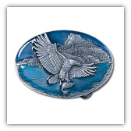 Eagle Catching Fish Belt Buckle