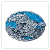 Double Eagle Belt Buckle