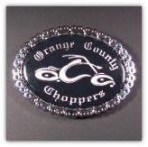 Orange County Chopper Belt Buckle