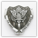 US Army - Come Get Some Belt Buckle