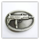 Gun Belt Buckle