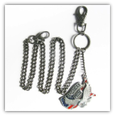 American Pride Wallet Chain