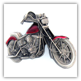 Motorcycle Belt Buckle