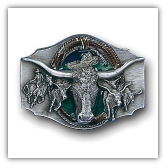 Steerhead Belt Buckle