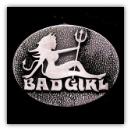 Bad Girl Belt Buckle